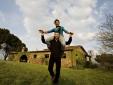 Enjoy the outside! (Le Trosce farmhouse)