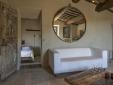 White Essential room private terrace