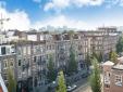 Dach Terassen Luxus Ferienwohnung Amsterdam Zentrum