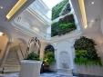 El Armador Casa Palacio Pflanzen Marmor