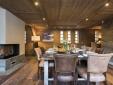 Wohnen im Chalet Ambre Ferienvilla Ski Frannkreich Luxushaus Luxus Apartment