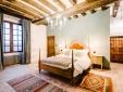 Manoir de Jouralem Blaison-Gohier auf dem Land