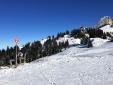Ski touring and alpin at Kampenwand.