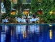 Hurricane Tarifa Dinner by the pool