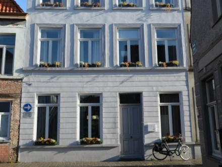Secretplaces suites 51 bruges bruges br gge belgien for Design hotel belgien
